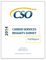 2014 Career Services Insights Report - Cover